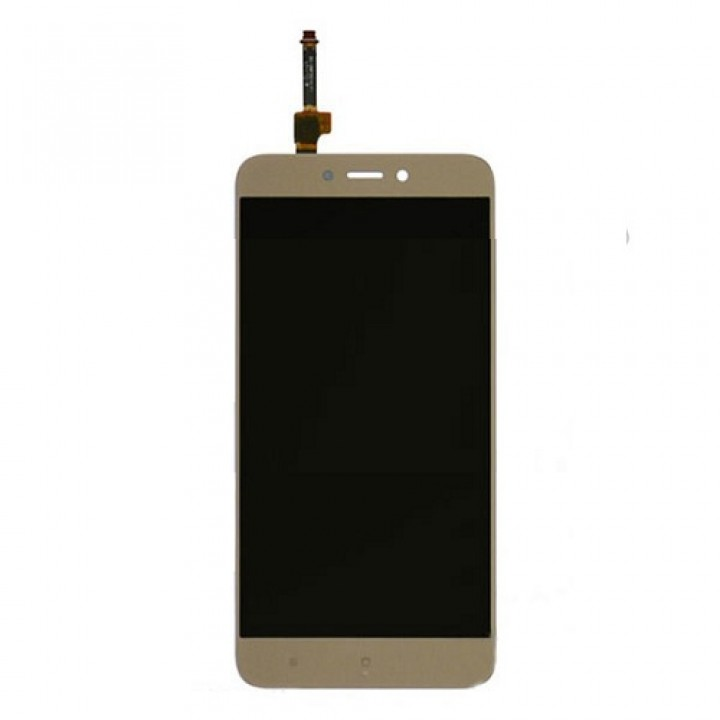 LCD Дисплей+сенсор  Xiaomi Redmi 4X золотистый (шт.)