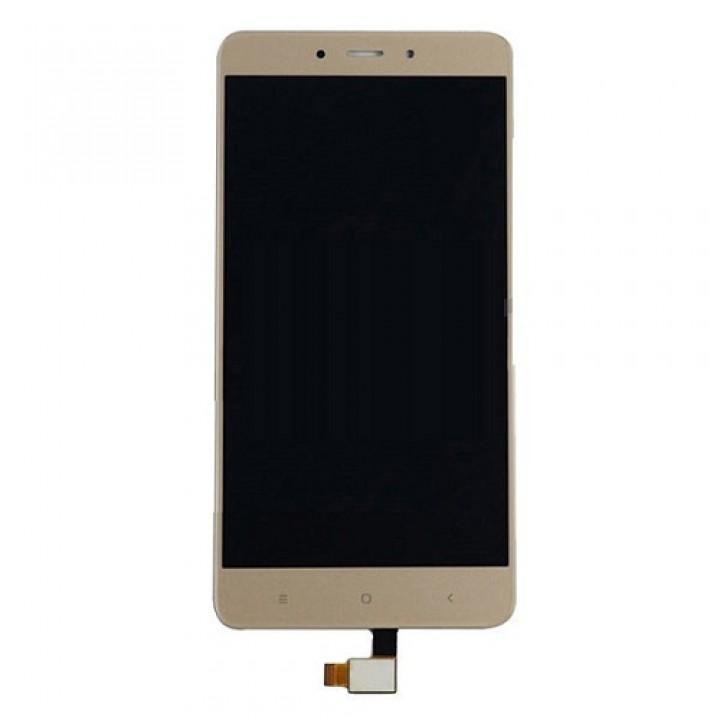 LCD Дисплей+сенсор  Xiaomi Redmi Note 4 золотистый (шт.)