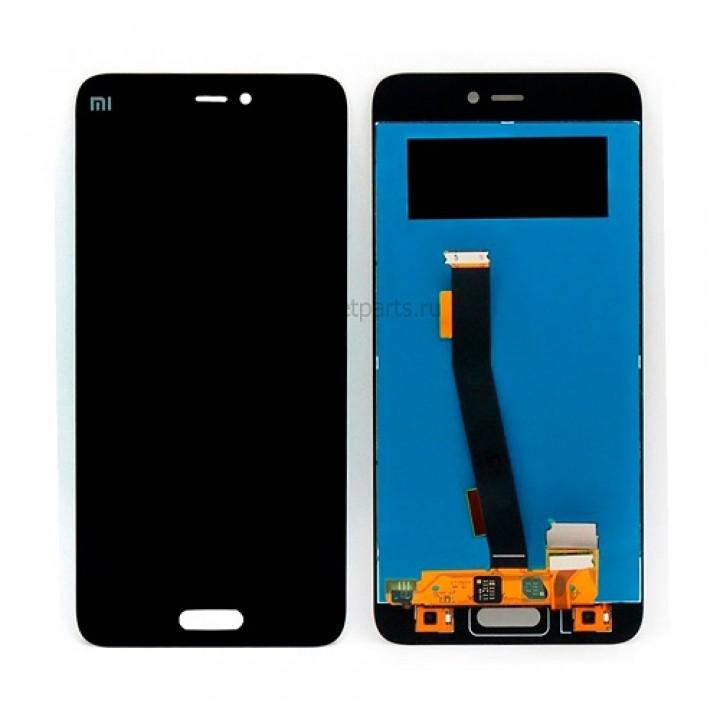 LCD Дисплей+сенсор  Xiaomi  Mi5/Mi5 Pro черный (шт.)