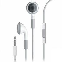 Наушники вставные Apple iPhone 4 белые (шт.)