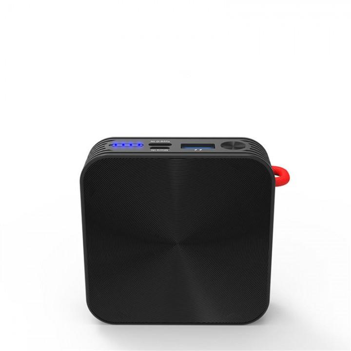 УЗУ Power Bank Konfulon A5 (10000mAh)+кабель Type-C, черный (шт.)