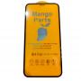 Защитное стекло Mango Parts для iPhone X/XS/11 PRO черное