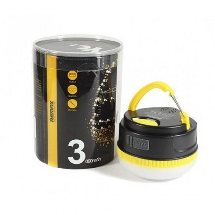 УЗУ Power Bank Remax YE Series RPL-17  (3000 mAh) желтый (шт.)
