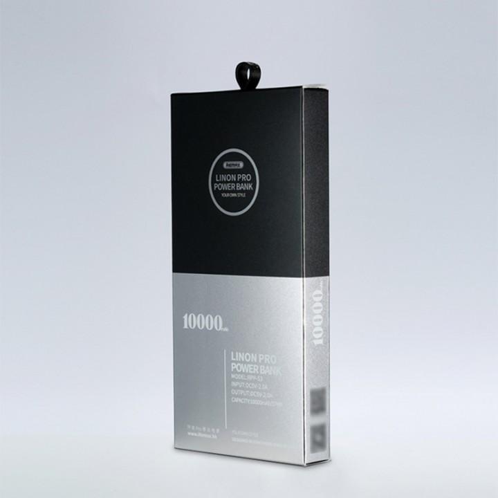 УЗУ Power Bank Remax Linon Pro RPP-53 (10000 mAh),черный (шт.)