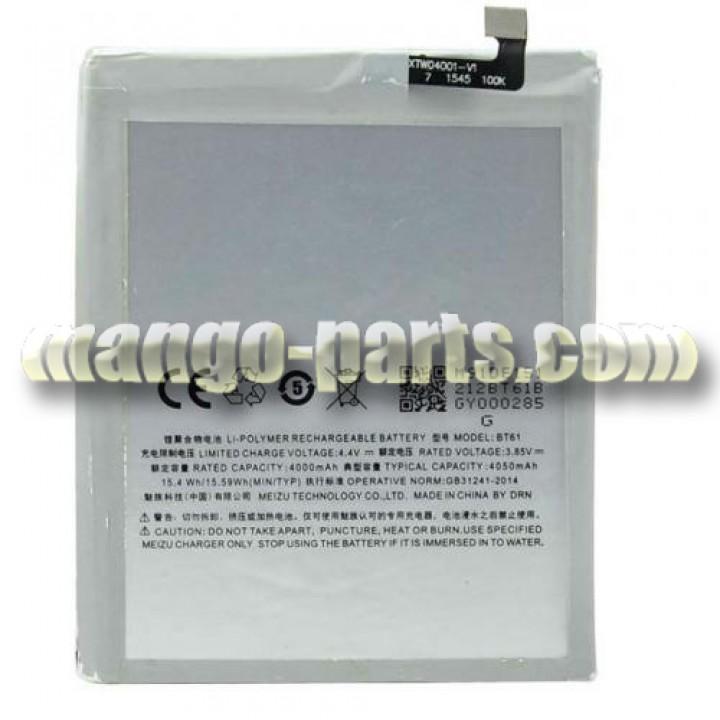 Аккумулятор Meizu BT61 Ver.1, 4050mAh M3 Note M681H/M681Q/M681C оригинал (шт.)