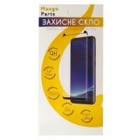 Защитное стекло Mango Parts для iPhone 7/8 черное