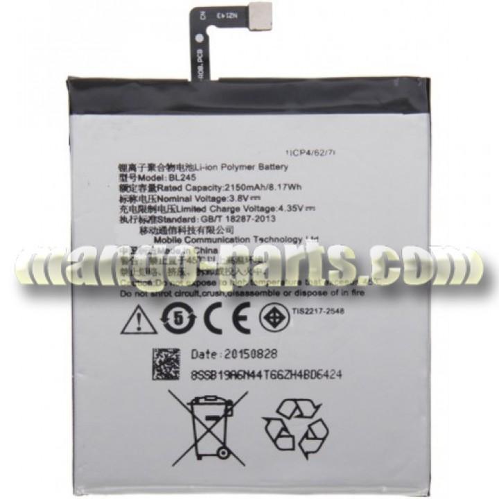 Аккумулятор Lenovo BL245/S60/2150 mAh (шт.)