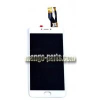 LCD Дисплей+сенсор  Meizu M3 Note M681H,белый (шт.)