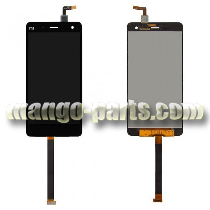 LCD Дисплей+сенсор  Xiaomi  Mi4 черный (шт.)