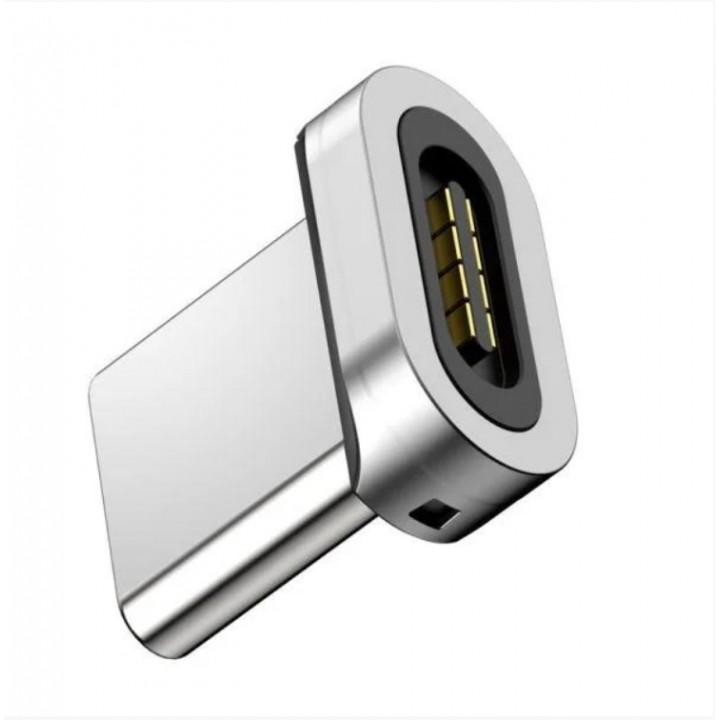 Магнитный адаптер Baseus Zinc Magnetic adapter for Type-C
