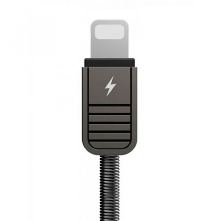 Remax USB Lightning кабель Linyo RC-088i, 1м black (шт.)
