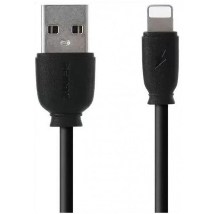Remax USB Lightning кабель Fast Charging RC-134i, 1м black (шт.)