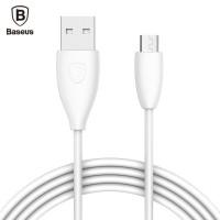 Baseus USB Micro кабель Small Pretty Waist Cable 1m White